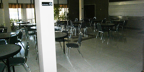 John F. Kennedy Plaza cafeteria