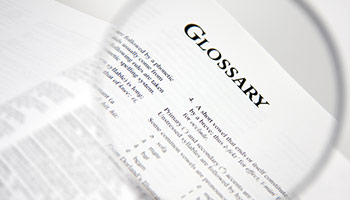 LMHA Glossary of Terms